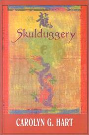Cover of: Skulduggery