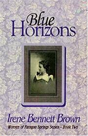Cover of: Blue horizons