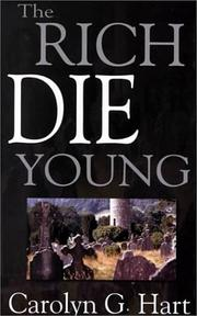 Cover of: The rich die young