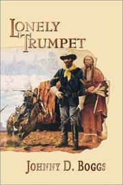 Cover of: Lonely Trumpet: a western story
