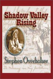 Cover of: Shadow Valley rising