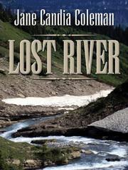 Lost River by Jane Candia Coleman