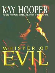 Cover of: Whisper of evil