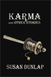Cover of: Karma and other stories