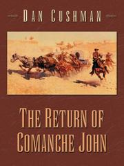 Cover of: The return of Comanche John
