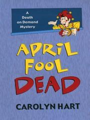 Cover of: April fool dead: a death on demand mystery