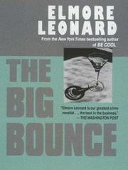 Cover of: The big bounce