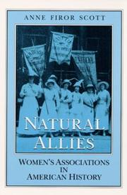 Cover of: Natural allies