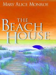 Cover of: The beach house