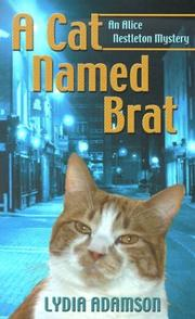 Cover of: A cat named Brat