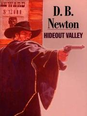 Cover of: Hideout valley | D. B. Newton