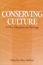 Cover of: Conserving Culture | Mary Hufford