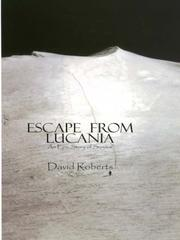 Cover of: Escape from Lucania | David Stuart Roberts