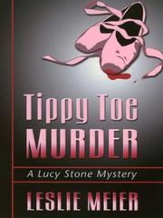 Cover of: Tippy-toe murder