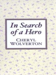 Cover of: In search of a hero