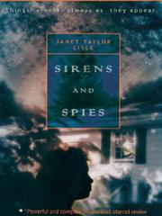 Cover of: Sirens and spies