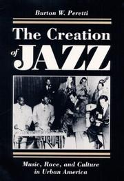 Cover of: The creation of jazz