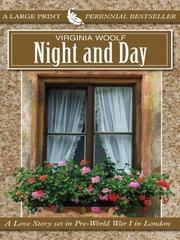 Cover of: Night and day