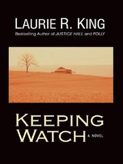 Cover of: Keeping watch: a novel