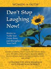 Cover of: Don't stop laughing now!