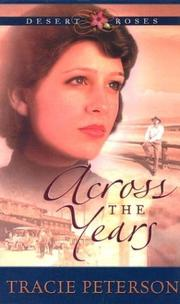 Cover of: Across the years