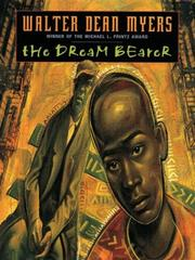 Cover of: dream bearer | Walter Dean Myers
