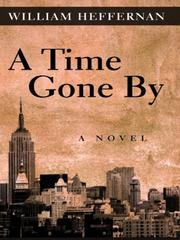 Cover of: A time gone by