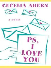 Cover of: PS, I love you | Cecelia Ahern