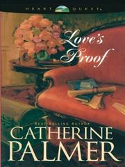 Cover of: Love's proof