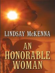 Cover of: An Honorable Woman