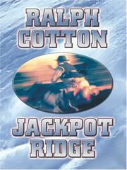 Cover of: Jackpot ridge