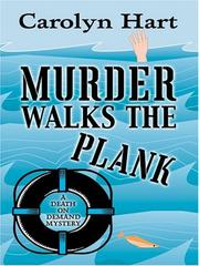 Cover of: Murder walks the plank: a death on demand mystery