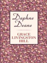 Cover of: Daphne Deane