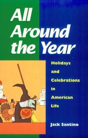Cover of: All aroundthe year