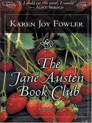 Cover of: The Jane Austen book club