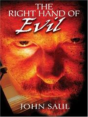 Cover of: The right hand of evil: A Novel