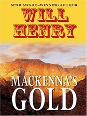 Cover of: Mackenna's gold