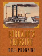 Cover of: Burgade's Crossing: western stories