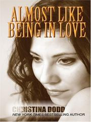 Cover of: Almost like being in love