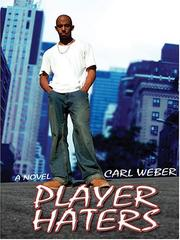 Cover of: Player haters
