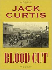 Cover of: Blood cut