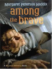 Cover of: Among the brave