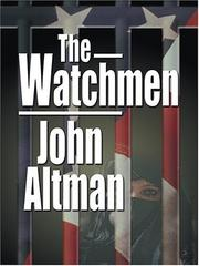 Cover of: The watchmen | Altman, John