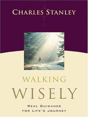 Cover of: Walking wisely | Charles F. Stanley