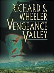 Cover of: Vengeance Valley