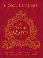 Cover of: The siren queen
