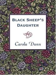 Cover of: Black Sheep's Daughter (Black Sheep #1)