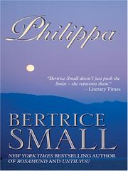 Cover of: Philippa | Bertrice Small