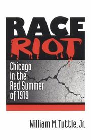 Race riot by William M. Tuttle