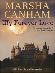 Cover of: My forever love